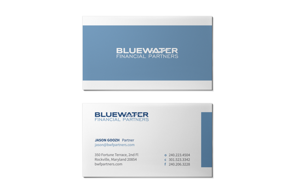 Bluewater Funding Business Cards