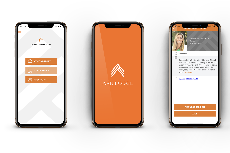 APN Lodge Connection App