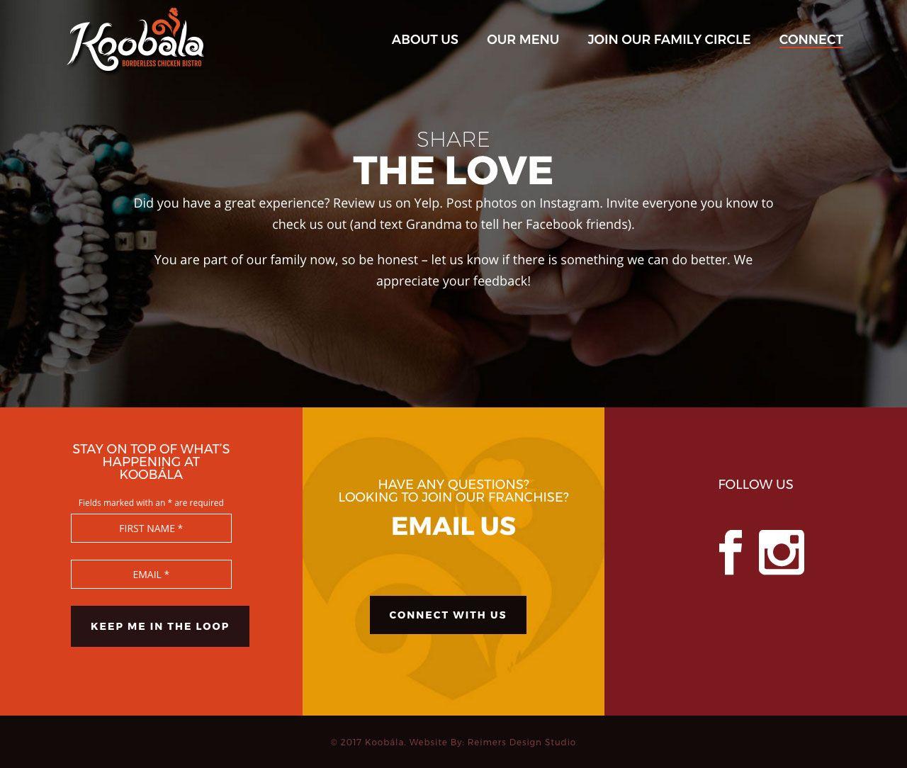 Koobala - Share the Love